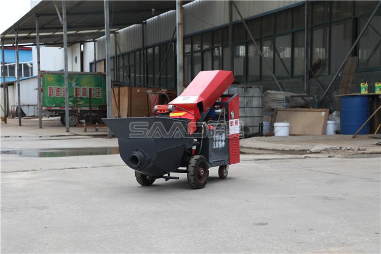 混凝土泵车浇筑需一次成型,原因为何?